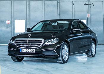 Business Class Mercedes