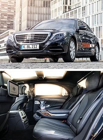 Die Daimler S Klasse