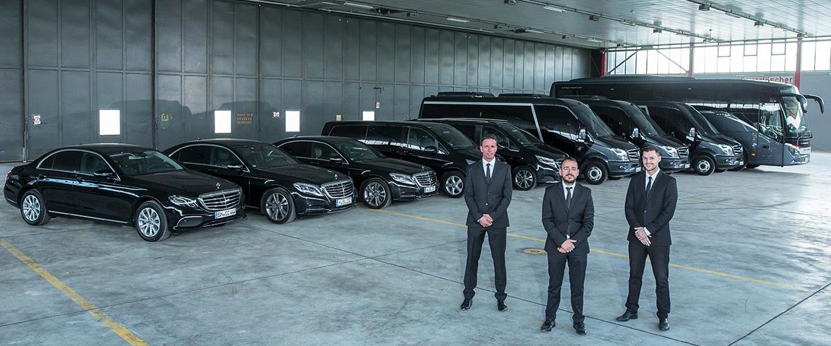 Limousinen Service Bonn