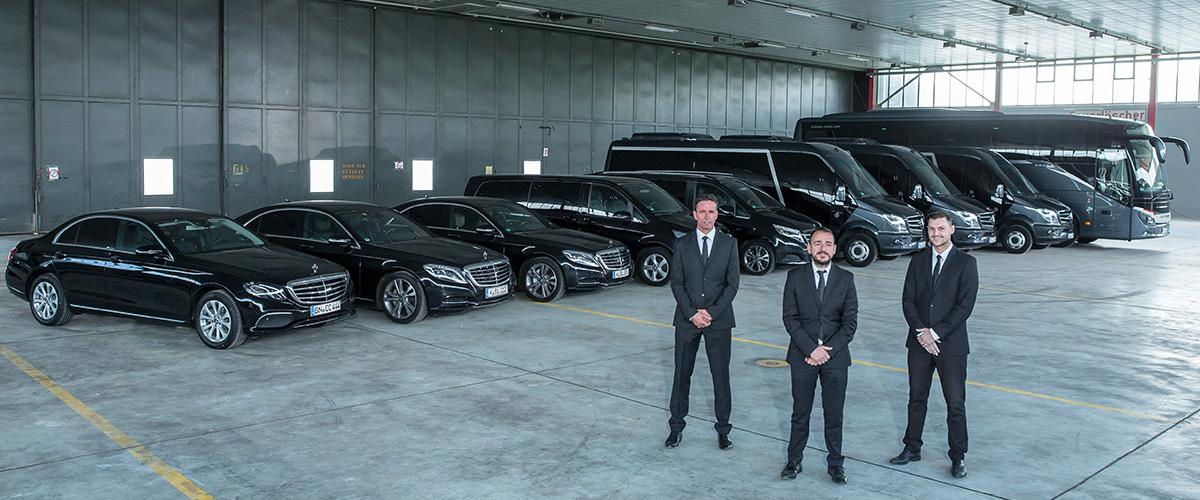 Limousinen service München