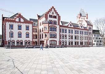 Altstadt am Phönix See