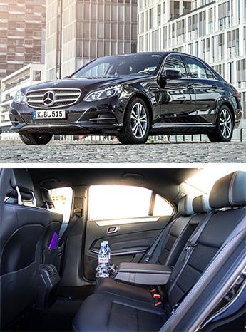 E Klasse Mercedes Benz