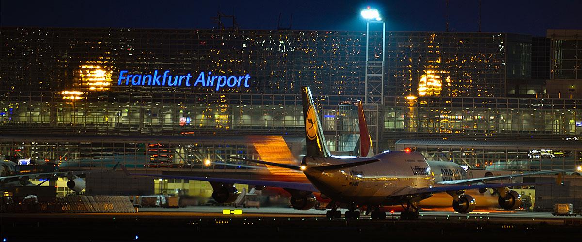 Frankfurter Flughafen Transfer