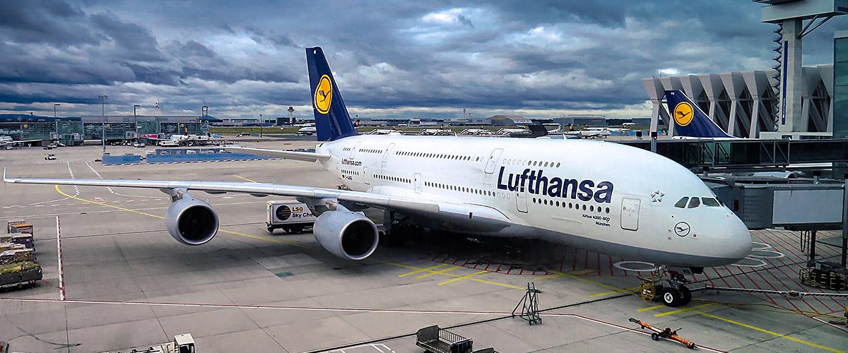 Flughafenabholung in Karlsruhe